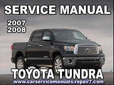 what is the best auto repair manual 2008 acura rdx seat position control toyota tundra 2007 2008 service manual car service youtube