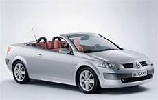 Renault Megane Cabriolet Review 2003 2005 Parkers