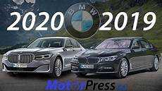 2019 bmw vs chevy 2020 vs 2019 bmw 7 series what is changing