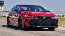2020 toyota avalon trd drive review the unlikeliest