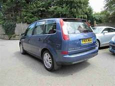 Ford C Max Automatik - ford focus c max 1 6 c max ghia diesel automatic 2006 06