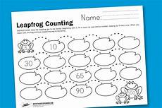 worksheets on skip counting by 10 s 11973 leapfrog counting paging supermom