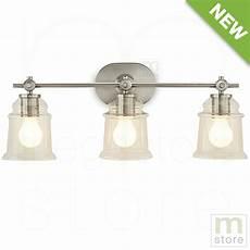 bathroom wall light ebay bathroom vanity 3 light fixture brushed nickel bell wall lighting allen roth 7104193955642 ebay