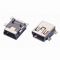 Usb Mini B Stecker - usb mini b smd connector prt 00587 sparkfun