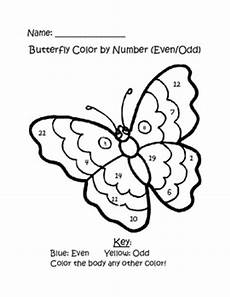 color by number worksheets butterfly 16083 the world s catalog of ideas