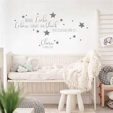 babyzimmer wandtattoo wandtattoo spruch baby zimmer geschenk geburt 2337