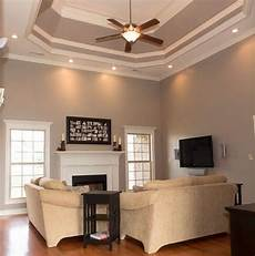 Walls Painted Taupe By Behr Taupe Living Room