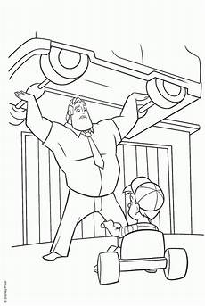 Malvorlagen Lego Incredibles The Incredibles Coloring Pages