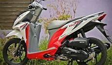 Modifikasi Vario Terbaru by 50 Gambar Modifikasi Honda Vario Keren Antik Modif Drag