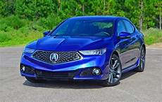 2018 acura tlx sh awd a spec review test drive