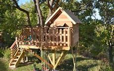 Comment Construire Une Cabane Dans Les Arbres