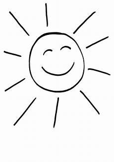 Kostenlose Malvorlagen Sonne Kostenlose Malvorlage Sonne Lachende Sonne Zum Ausmalen