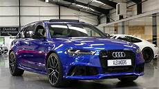 Audi Rs6 Performance Sepang Blue