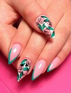 top 45 pretty acrylic nail design ideas for 2018 fashionre