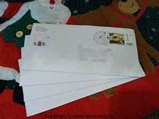 brief an die weihnachtspostfiliale die adresse des