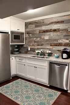 25 frugal and creative kitchen backsplash diy projects