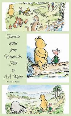 Winnie Pooh Malvorlagen Quotes Favorite Quotes From Winnie The Pooh By A A Milne