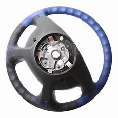 mercedes lenkrad clk w208 slk r170 cabrio bicolor blau nur