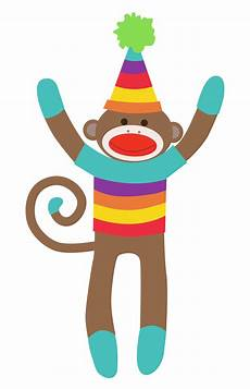 Sock Monkey Clipart monkey clipart images cliparts co