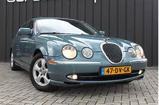 occasion jaguar s type occasion jaguar s type 3 0 v6 sedan benzine 2000 blauw