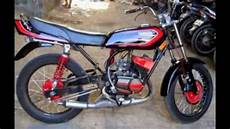 Rx K Modif by Motor Trend Modifikasi Modifikasi Motor Yamaha Rx