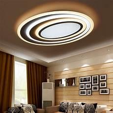 moderne deckenleuchte wohnzimmer luxus wohnzimmer led deckenle