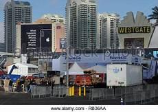 Las Vegas Usa 6 Januar 2014 Messepersonal