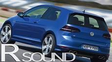 New Vw Golf R Mk7 Sound Launch Acceleration