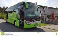 Of Meinfernbus Flixbus Editorial Image Image Of