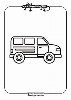 car coloring pages simple 16475 car three simple cars easy coloring cars for toddlers