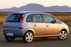 Aankooptips Occasions Opel Meriva A 2003 2010