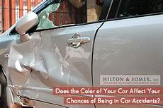 does the color of a car affect the insurance rate color of your car affect your chances of being in car