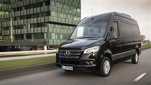 The 10 Best Mercedes Benz Sprinter Models Of All Time