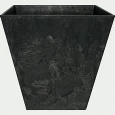 Pot 224 R 233 Serve D Eau Noir H24cm Ella Plante Et Pot