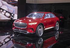 sedan meets suv with mercedes maybach ultimate luxury concept