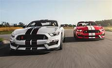 2016 Ford Mustang Shelby Gt350 Gt350r Test Review