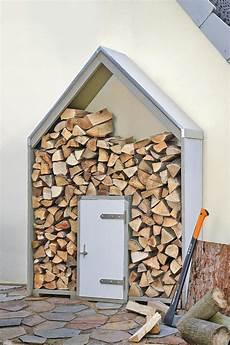 Brennholzregal Selbst De