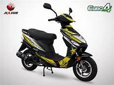 scooter spiro 50 jiajue noir jaune scooter 50cc 4 temps 4