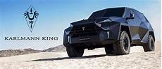 The World S Most Expensive Suv The Karlmann King 4x4