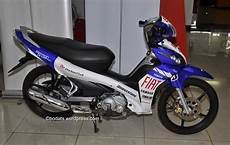 Jupiter Z 2010 Modifikasi by Jupiter Z Di Modifikasi Trail Thecitycyclist