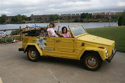 I Used To Own A 1973 Yellow VW Thing Just This One Miss