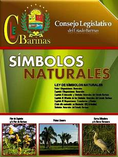 simbolos naturales del estado barina consejo legislativo del estado barinas noticias