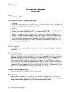 work external physics classroom worksheet answers