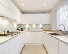 Modern Kitchens White