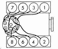 spark plug wire change 5 7 tbi chevy truck gmc truck gmfullsize com