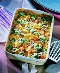 Kartoffel Spinat Auflauf - pin auf rezepte