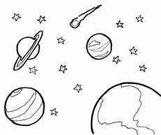Ausmalbilder Sterne Und Planeten Kostenlose Malvorlage Au 223 Erirdische Und Das Weltall