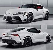 2020 Toyota Supra Downshift Blue  Cars Review