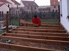 Construire Une Terrasse En Bois Pratique Fr
