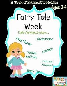 tale lesson 15025 preschool lesson plan ideas for tale theme with daily preschool activities